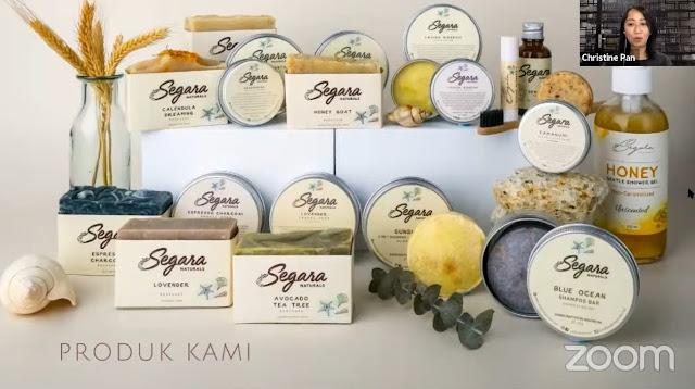 produk segara naturals