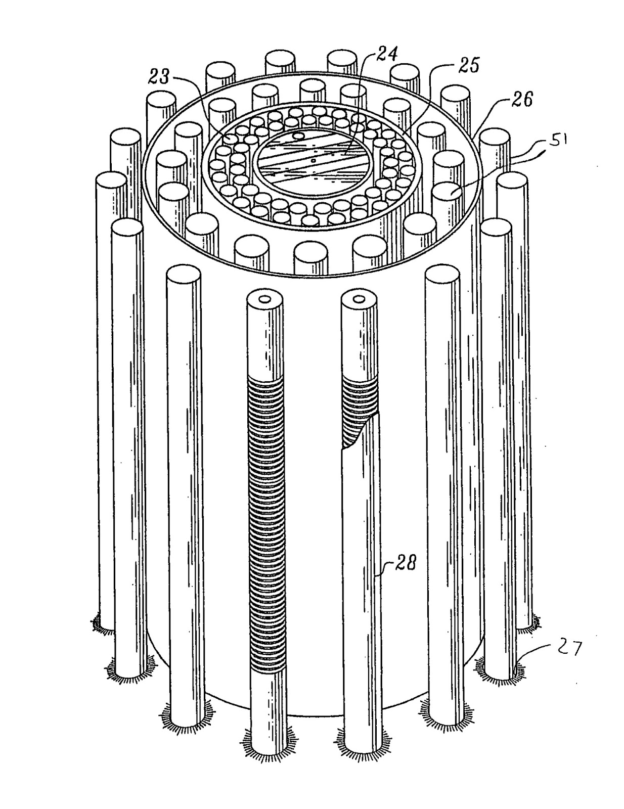 The Tpc Dbi Thorium Nuclear Reactor Patent