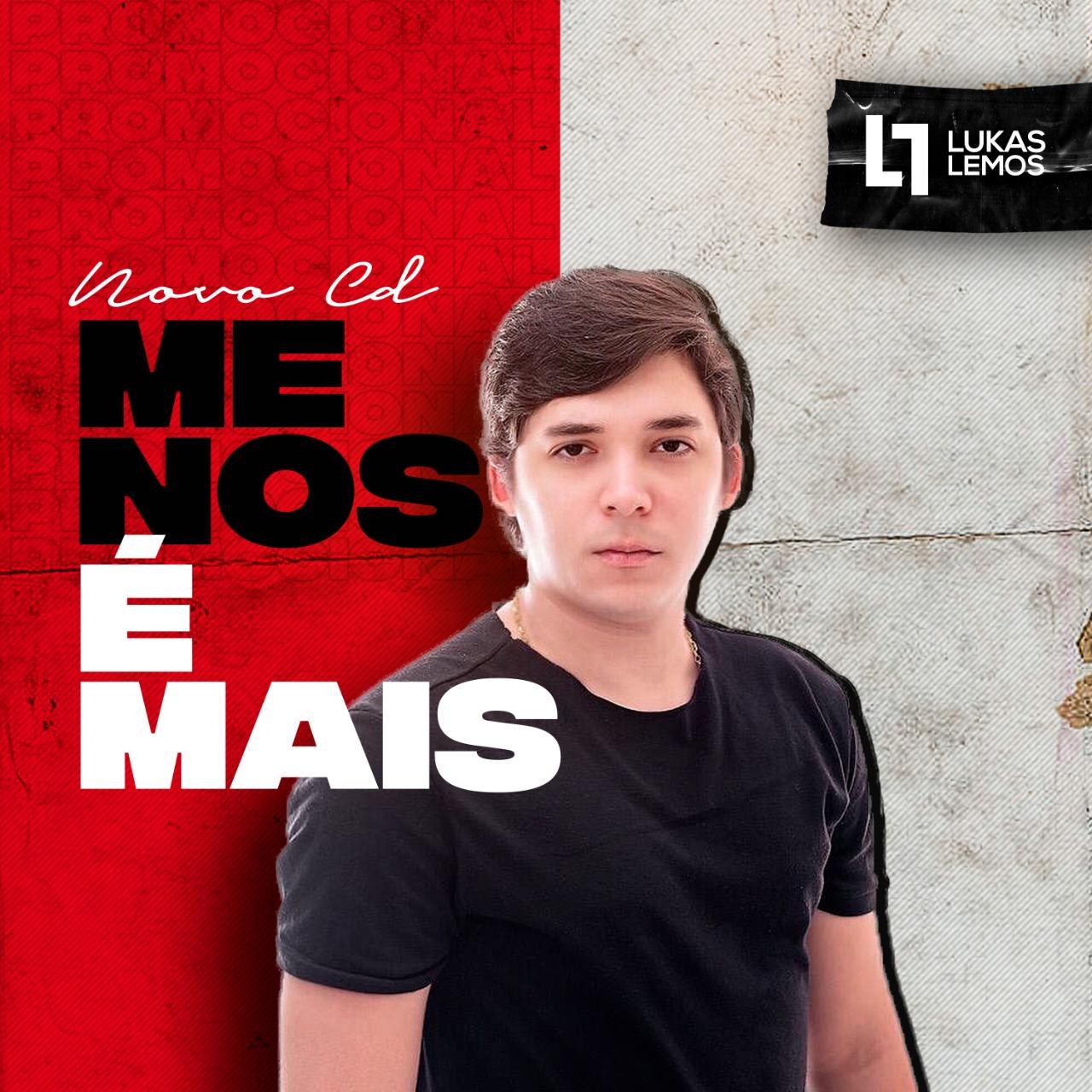 Lukas Lemos - CD Menos é Mais - Promocional - 2020