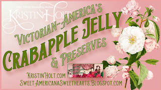 Kristin Holt | Victorian-America's Crabapple Jelly and Preserves