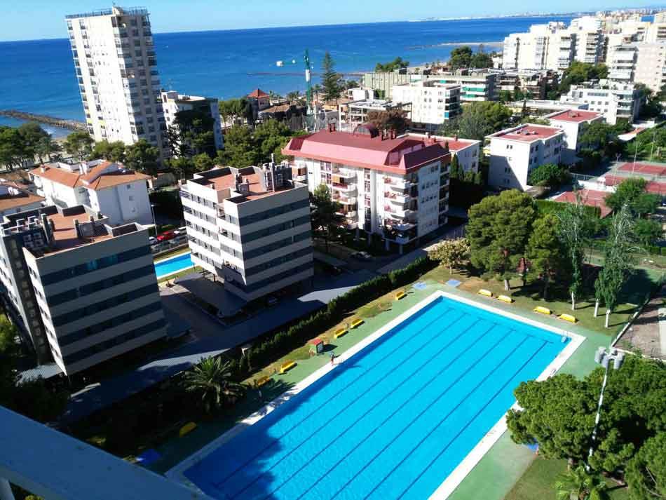 apartamento en venta benicasim calle bisbe serra piscina