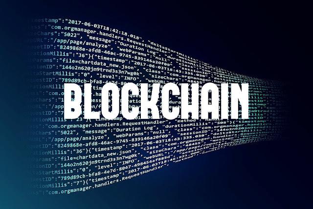 sejarah blockchain