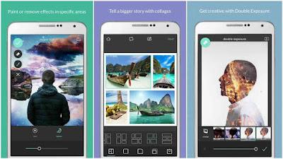 Aplikasi Edit Foto - Pixlr