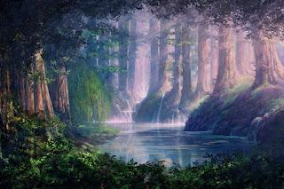 حكاية الغابة العجيبة