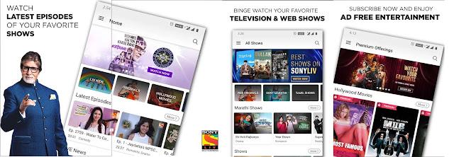 SonyLIV – TV Shows, Movies & Live Sports Online PREMIUM APK free [MOD]