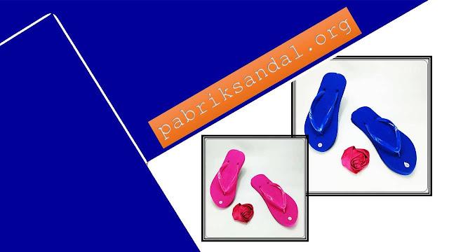 Sandal Polos Termurah 6.000 an- AB Cewe Polos Warna