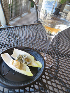 Endive Boats with PondView Viognier