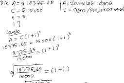Latihan Soal Matematika (Bagian 1)