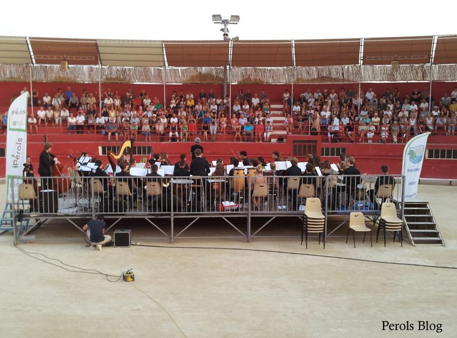 Orchester Mönchengladbach in Pérols