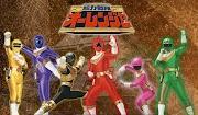 Projeto Chouriki Sentai Ohranger Completo.(Novo Servidor)
