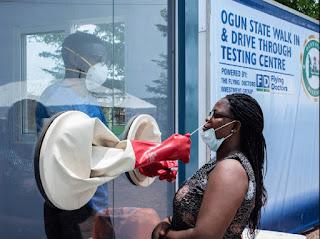 OGUN STATE WALK IN COVID-19 TESTING CENTER