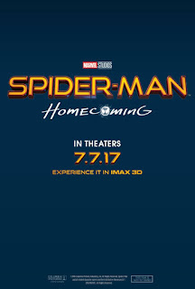 Spider-Man: Homecoming - Poster & Trailer