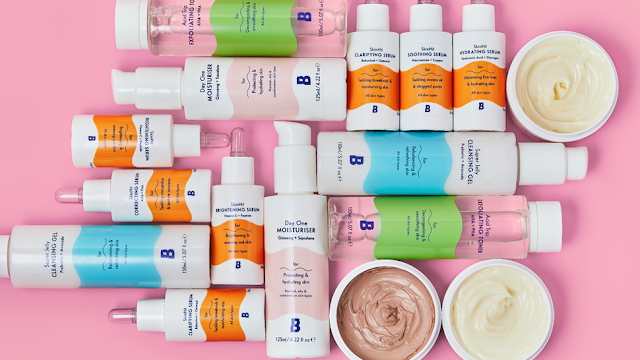 Beauty Bay Przegląd własnej gamy produktów do pielęgnacji skóry