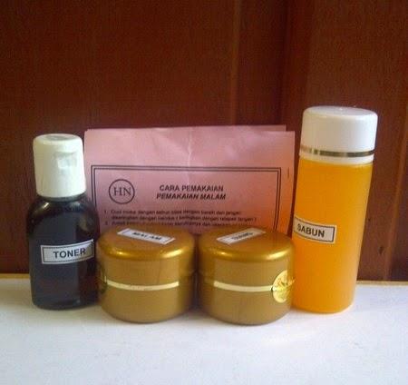 Cream Syahrini Baby Pink Gold Premium
