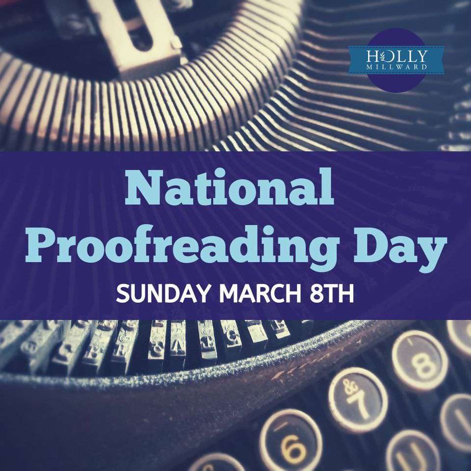 National Proofreading Day Wishes