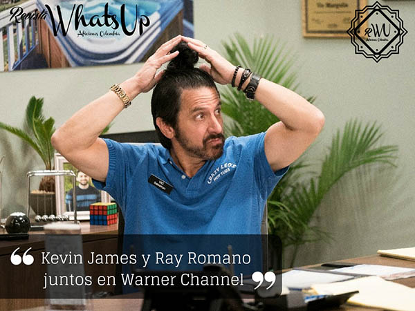 Kevin-James-Ray-Romano-Warner-Channel