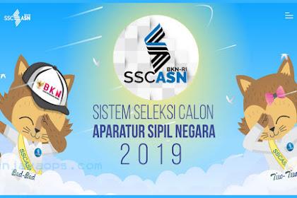 Pengumuman Formasi Penerimaan CPNS 2019 / 2020 Semua Instansi Daerah