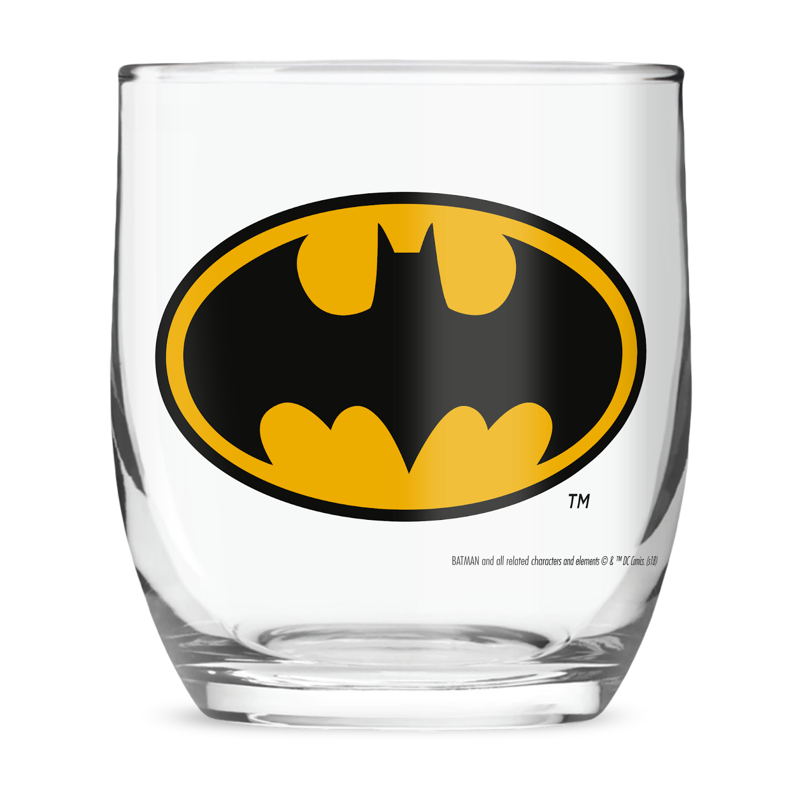 Vaso Nocilla escudo Batman
