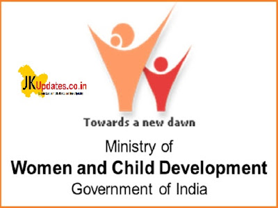 ministry of women and child development,Ministry of Women and Child Development, Government of India,  Social Welfare Department J&K