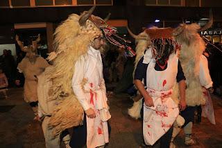 Carnaval en Bagatza