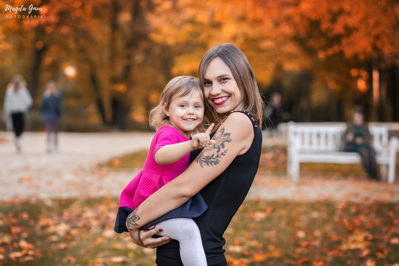 fotograf dzieciecy lublin, sesja dziecieca, mama i corka, fotograf lublin, fotograf opoczno, jesienna sesja z dzieckiem, magda gmur fotografia