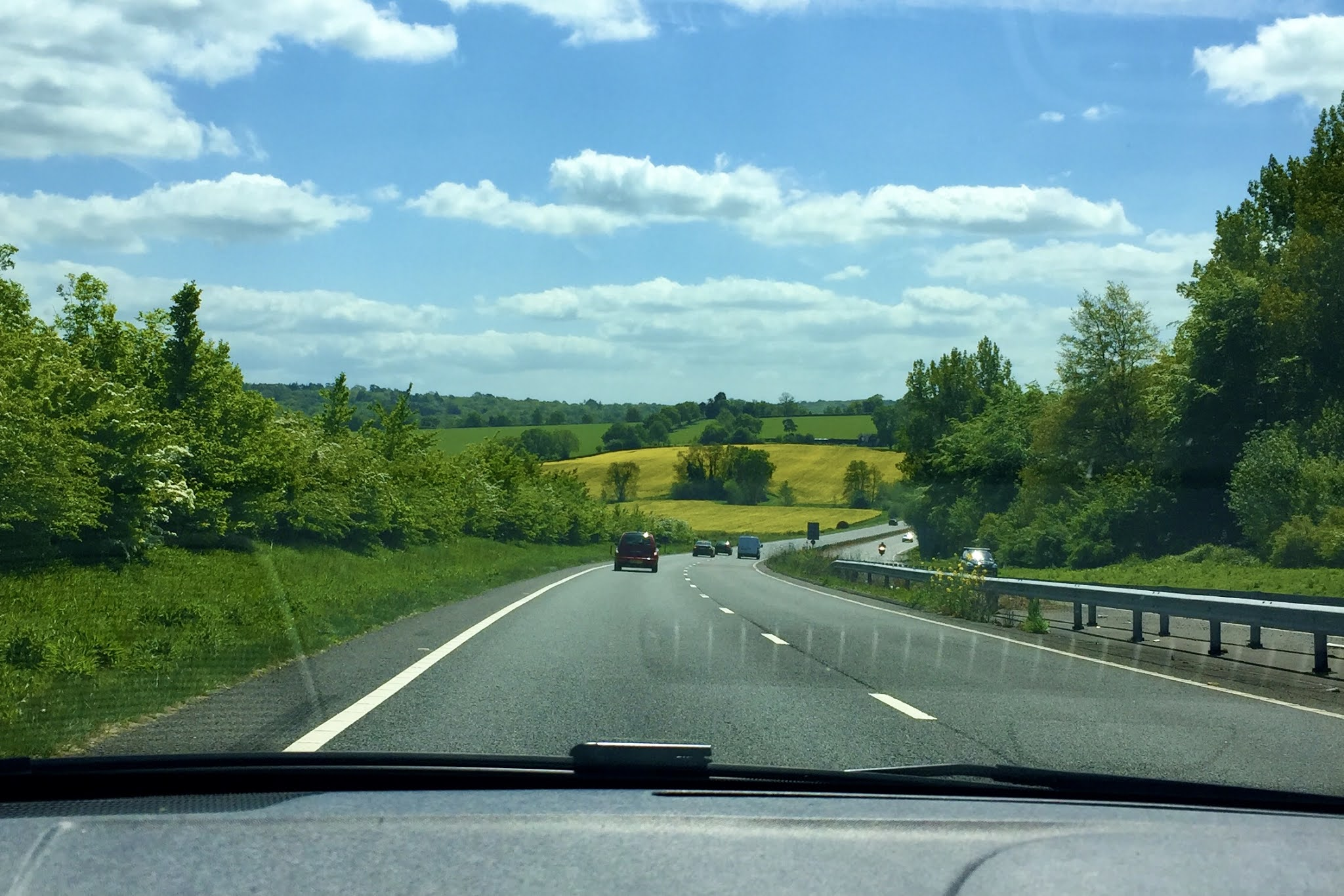 Going on a long car journey? Why not try these games to play with children