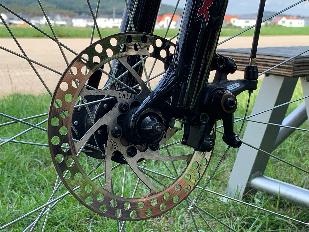 disk braking