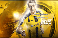 PES 2013 BORUSIA DORTMUND MENU GRAPHIC AND VIDEO BACKGROUND BY UKE313