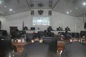 Ketua DPRD PALI Ajak Peserta Rapat Paripurna Mendengarkan Pidato Kenegaraan Presiden RI