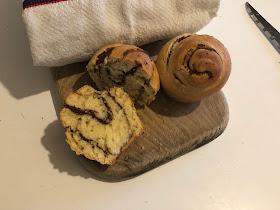 brioche cannelle cinnamon rolls