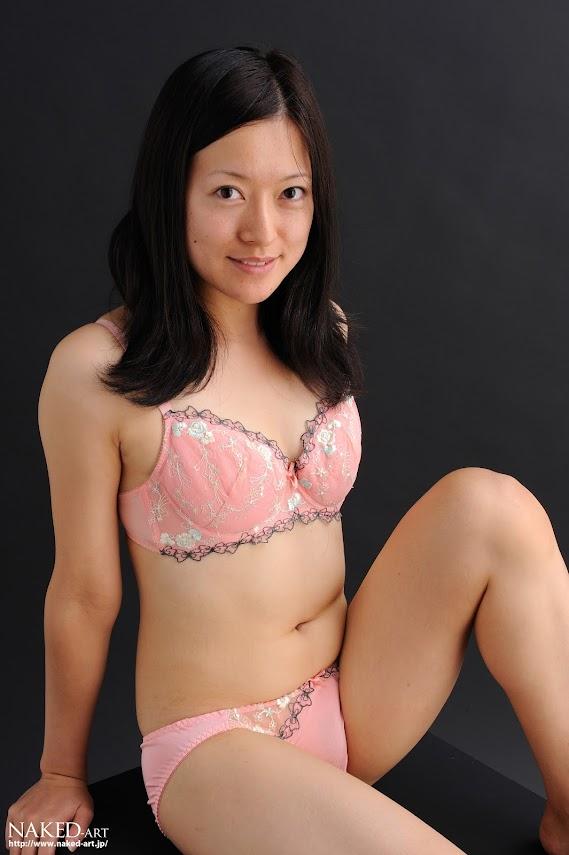 NakedArt-453 Naked-Art No.00453 Miwa Yoshiki 吉木美和 naked-art 09170