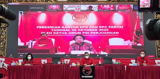 Kritik Demo Anarkis, Megawati: Enak Saja Halte-halte Dibakar, Emang Duit Lo?