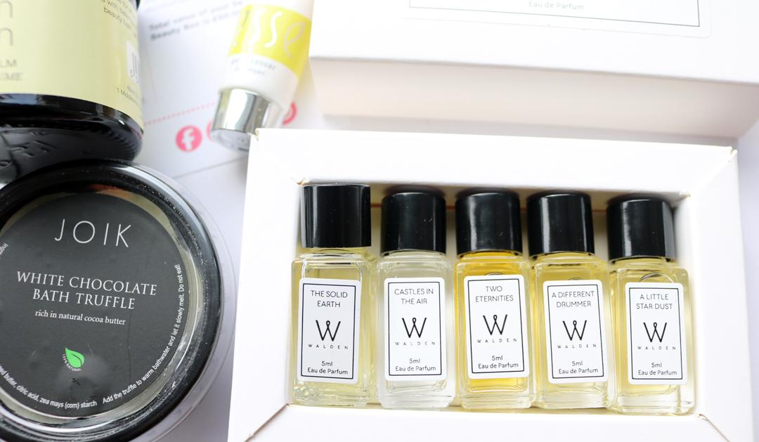 Walden Eau de Parfum Gift Set