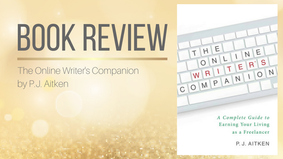 Book Review: The Online Writer's Companion by P.J. Aitken