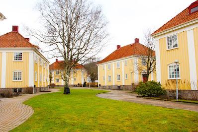 Bild på hus på Lagerbergsgatan