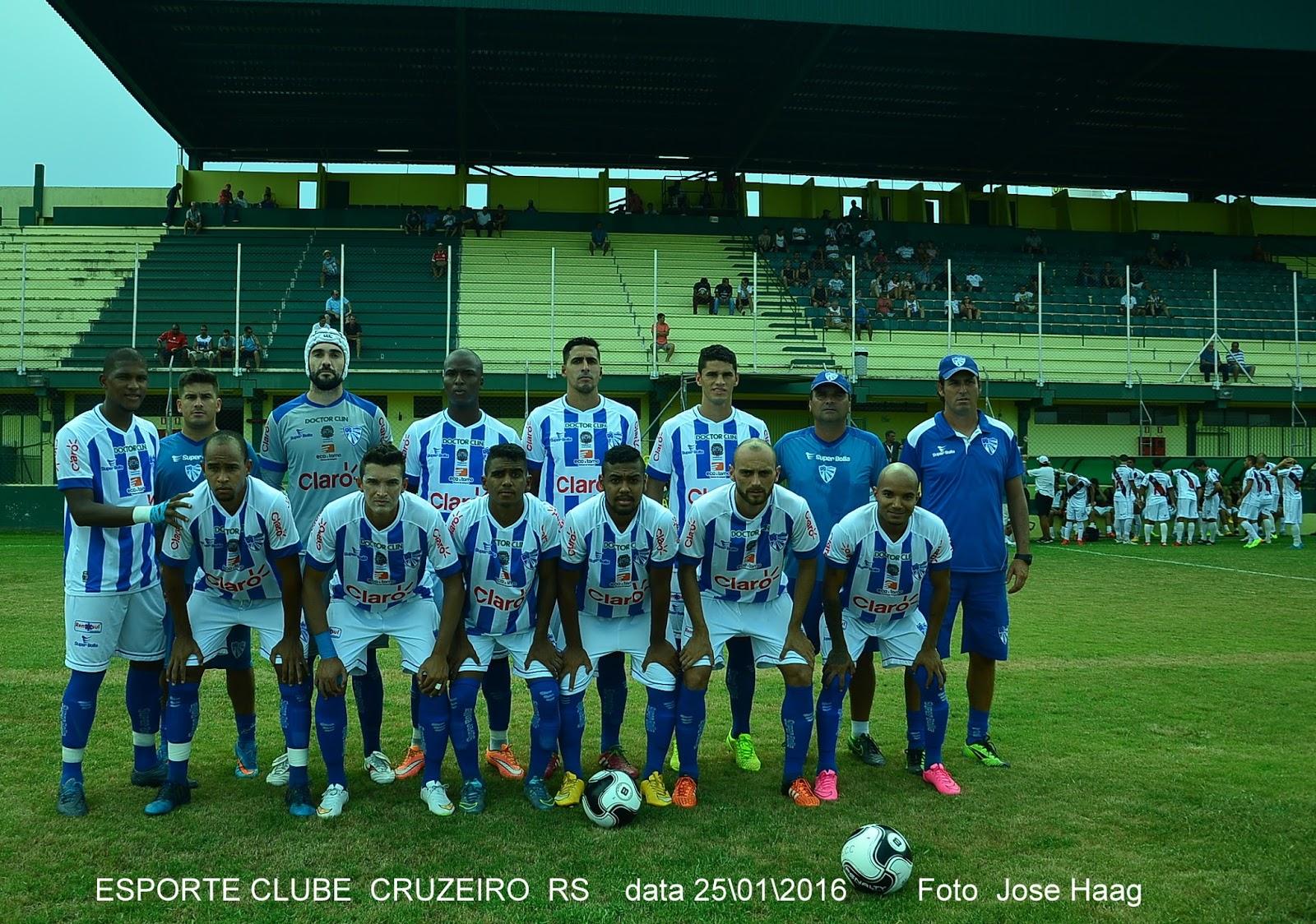 Amistoso internacional  Cruzeiro empata com o Danubio uruguaio 65c0a0e97b0f1