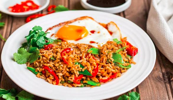 5 Resep khusus nasi goreng lezat dan Sederhana