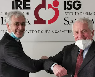 Mia Neri Foundation accordo Istituto Nazionale Tumori Regina Elena