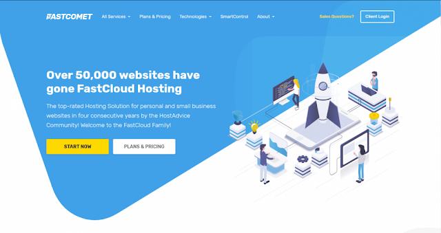 Best Fastcomet Web Hosting Full Review