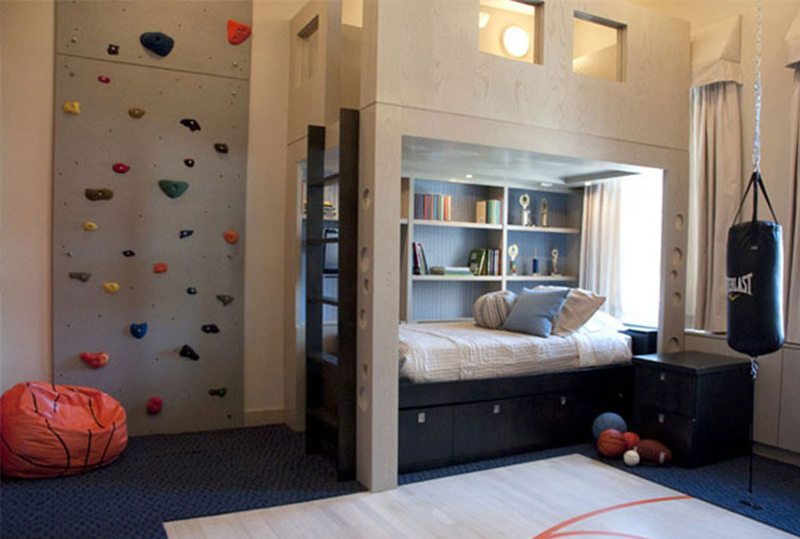 boys bedroom ideas sports