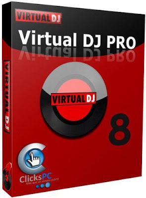 Atomix Virtual Dj Pro 8.0.2369 Full Free Download Terbaru