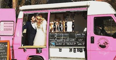 beer truck des alpes bar mobile