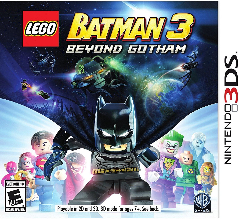 LEGO Batman 3: Beyond Gotham   Download 3DS CIAs