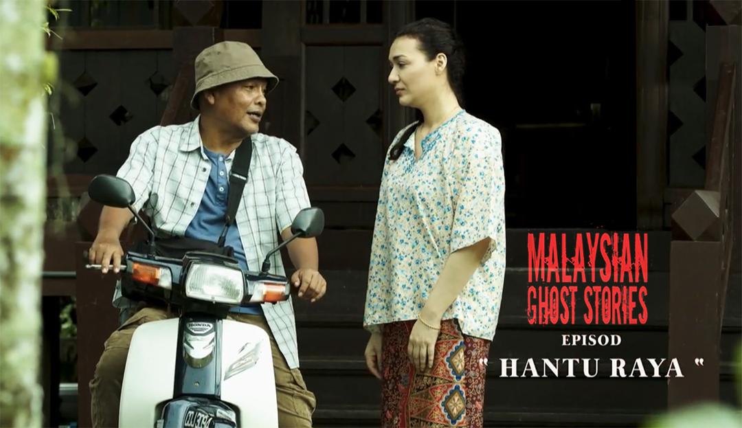 Malaysian Ghost Stories Episod 6 : Hantu Raya