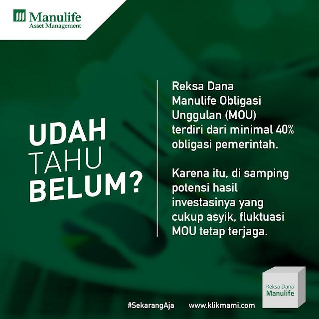 Manfaat Reksadana Resmi Dari Manulife Indonesia