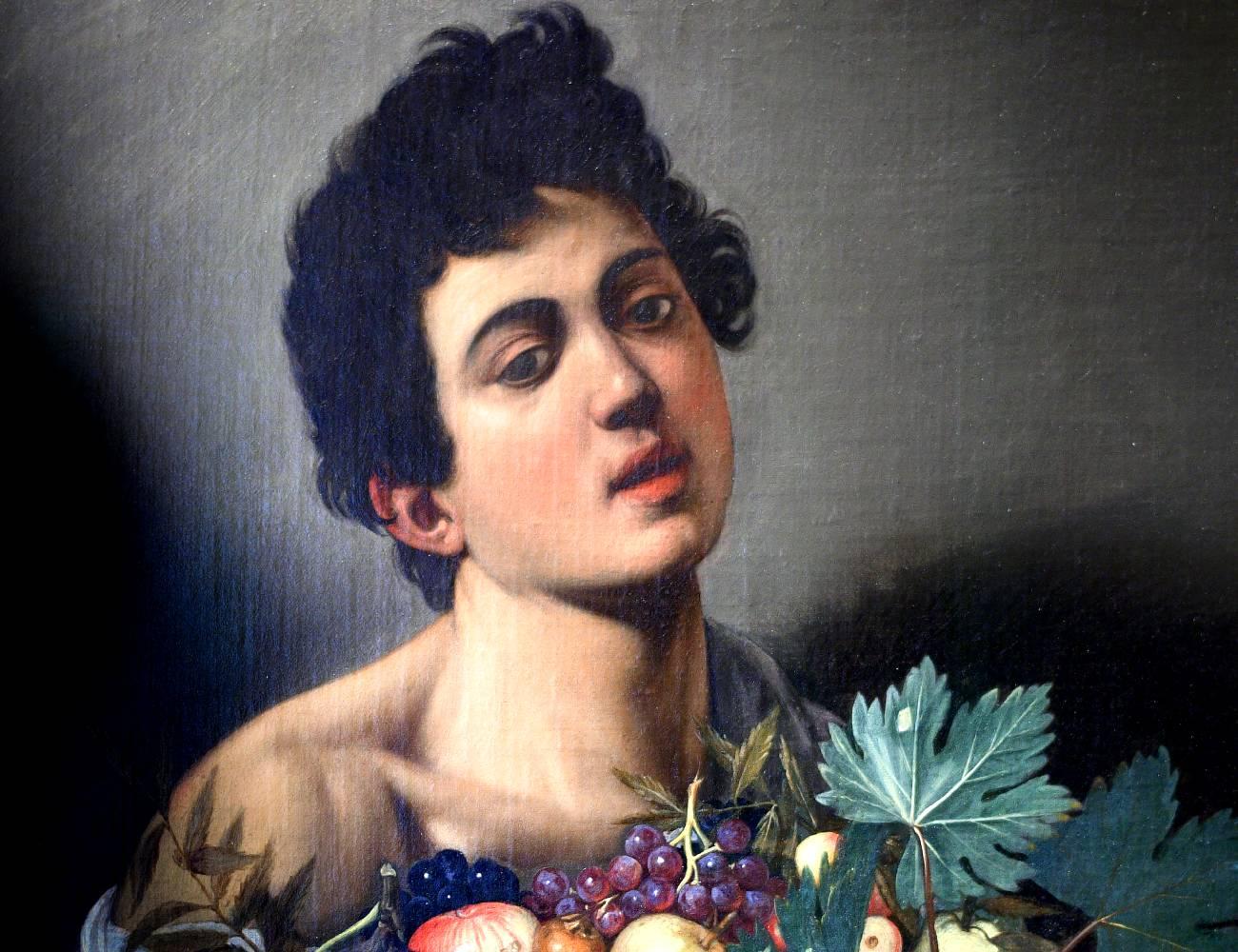 literatura paraibana caravaggio stelo queiroga Michelangelo Merisi Amerighi