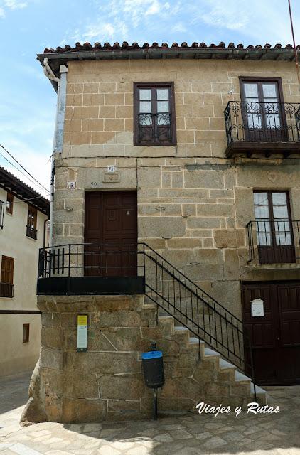 Casa del escribano de Sequeros
