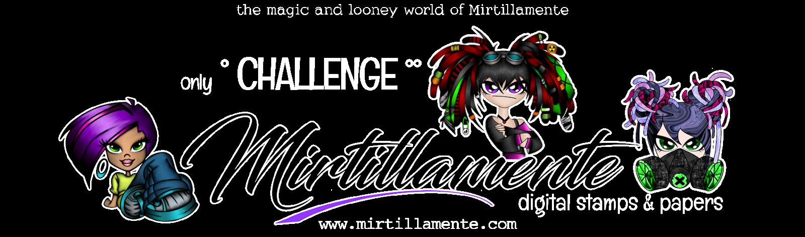 Mirtillamente Challenge