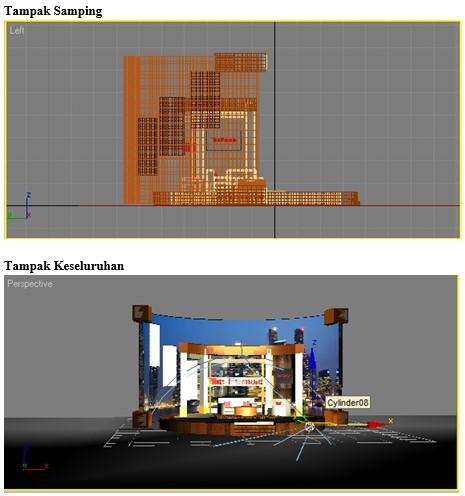 Naskah Program Talk Show Desain Tata Artistik