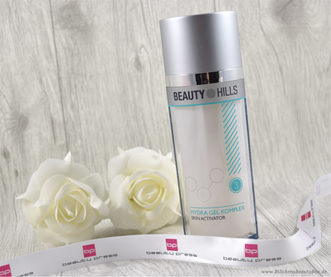 beautypress News Box -  Beauty Hills Hydra Gel Komplex